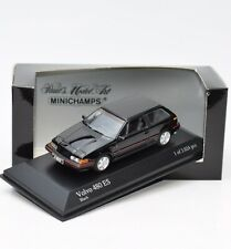 Minichamps 40017120 Volvo 480 ES Coupe Bj.1986 in schwarz, 1:43 , OVP, K089