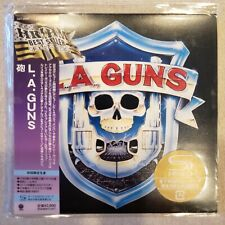 LA Guns S/T CD Japan SHM-CD UICY-94509