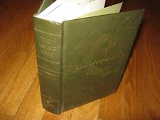 The Living Bible Paraphrased 1973 hardcover book