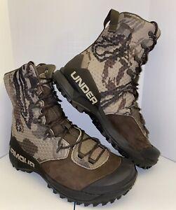 Under Armour Infil Ops Gore-Tex GTX Boots Ridge Reaper Camo Sz 8.5 (1287948-900)