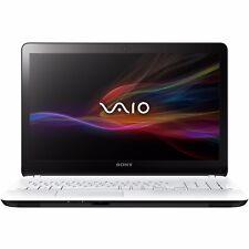 "15.5"" Sony Vaio Fit SVF1521J1EW, Intel i3 1.90GHz, 750GB, 8GB, Intel HD, Laptop"