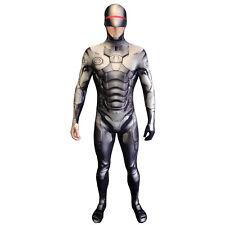 SALE Cheap Morphsuit Robocop Fancy Dress Costume Size L Great For Festival Stag