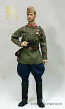 "Alert Line 1/6 AL100023 1942 Red Army Infantry Officer Costume Fit 12"" Body"