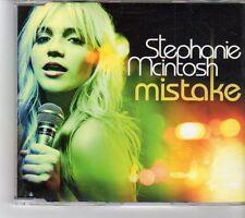 (FK259) Stephanie Mcintosh, Mistake  - 2007 CD