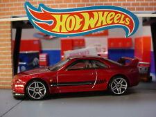 Hot Wheels NISSAN 300ZX TWIN TURBO rouge #110 2019 nouveau sur Court Carte