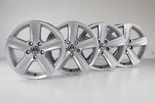 VW Golf 7 Sportsvan Llantas 16 Pulgadas de Aluminio Dover Juego 5G0601025BN