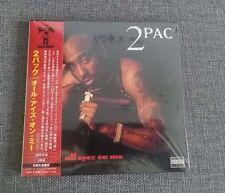 2Pac Tupac Shakur All Eyez On Me JAPAN MINI LP 2 CD SEALED