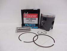 Yamaha Wossner Piston SET TZ R5 R 5 350 64.75mm Pistons Rings Pins Clips  NEW!