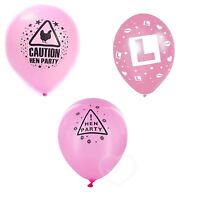 Hen Party Decoraiton Accessories Balloons Party Girls Night Out