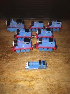 Thomas the Train Lot of 8 Cars Thomas And Gordon Plastic And Metal