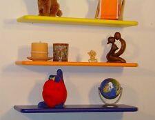 Mensola Armetta NormaColor in legno vari colori 760x180x18 mm buono stato