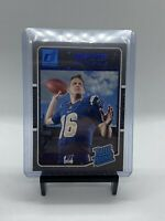 2016 Donruss JARED GOFF Rated Rookie Blue Press Proof #372