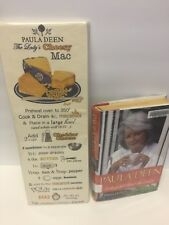 Paula Deen Cheesy Mac Kitchen Cloth Towel And IT AIN'T ALL ABOUT THE COOKING HC