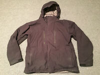 Burton AK Gore-Tex Primaloft Rare Snowboard Jacket Men's Sz L Hooded Ski Snow