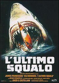 L' ultimo squalo (DVD)