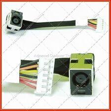 CONECTOR DC JACK CON CABLE HP G50 G60 G70 CQ50 CQ60 CQ70 para Portátil PJ156