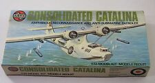 Airfix #05007 1/72 Consolidated PBY-5A Catalina Plastic Military Airplane Model