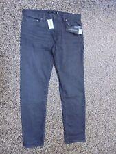 NWT Banana Republic Skinny Fit Men's Rapid Movement Jeans Slate Charcoal 31 X 30