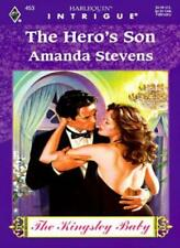 The Hero's Son (Intrigue)-Amanda Stevens
