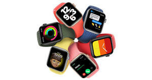 Apple Watch SE 40mm/44mm (GPS) - All Colors - NEW & Factory Sealed