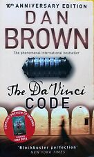 The Da Vinci Code: Robert Langdon Book 2 Dan Brown excellent cond used paperback