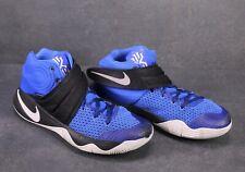 SB306 NIKE Kyrie 2 Brotherhood Sneaker Sportschuhe Gr. 40,5 blau schwarz Klett