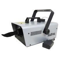 KARMA SNOW 601 machine macchina per effetto neve wireless 600 watt 110/220 volt