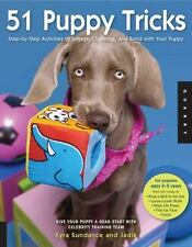 51 Puppy Tricks: Step-by-