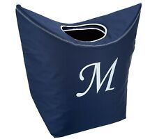 Pursfection Monogrammed Collapsible Multi-Purpose Tote Bag PICK YOUR INITIAL $44