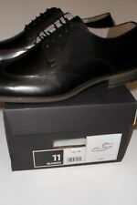 Banana Republic Shoes Oxfords Liam Wingtip Oxford BLACK SIZE 11M NIB