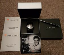 Hamilton Ventura XXL Elvis Presley 75th Anniversary Edición Limitada Conjunto Completo