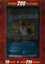 DRIVE IN CULT CLASSICS COLLECTION:200 NEW DVD