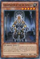 5x Grandmaster of the Six Samurai - SDWA-EN002 - Common NM Samurai Warlords