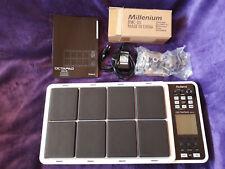 ROLAND Octapad SPD 30 weiß 8 Drumpads Drumcomputer + THON Case + Softbag Tasche