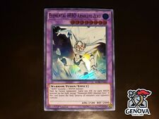 Yugioh! Elemental HERO Absolute Zero BLHR-EN065 Ultra  Rare 1st Edition NM