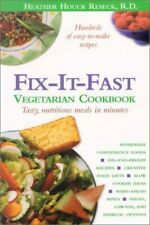 Fix-It-Fast: Vegetarian Cookbook by Reseck, Heather Houck Book The Fast Free