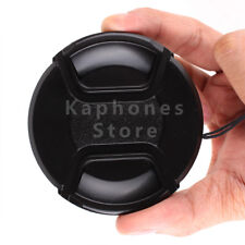 5cps 67mm Centre Pinch Lens Cap For Canon Nikon Pentax Olympus Panasonic