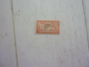 Timbres neufs*TCH type Merson n° 145 -2f  orange vert-bleu cote 55€ pour  2€50