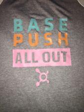 New listing Otf Orange Theory Fitness Base Push All Out baseball fitness active tee M medium
