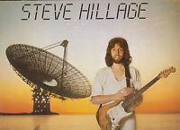 Steve Hillage - Motivation Radio - LP Virgin + OIS