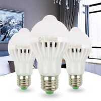 5W/7W/9W LED Sound Light E27 Infrared Motion Sensor Auto Bulb Energy Saving Lamp