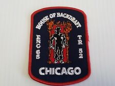 Chicago Fire Department Engine 65 Patch