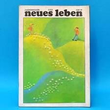 DDR Neues Leben 6/1969 Chris Doerk Frank Schöbel Jugendmode Ursula Karusseit A