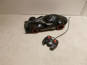 Hotwheels Star wars Darth Vader RC car Lights and sounds