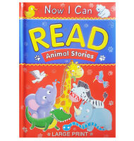 KIDS NOW I CAN READ ANIMAL STORIES STORY READING BOOK BEDTIME : by BROWN WATSON