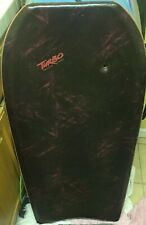 Vintage Turbo Surf Designs Body Board From 80s