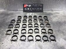 TOYOTA HONDA CARS 4X4 VANS RADIATOR HOSE PIPE METAL CLAMP 45MM SPRING CLIPS X2