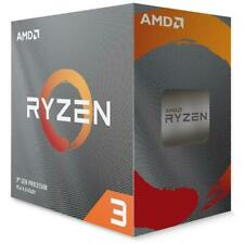 AMD Processore Ryzen 3 3300X (Zen2) 4 Core 3.8 GHz Socket AM4 Boxato Moltiplicat