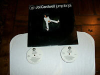 "Joi Cardwell - Jump For Joi 1994 Double Album 2 EP 12"" Records Spike Joy EX/VG+"
