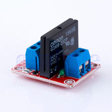 5V 1 Channel Solid State Relay Board for Arduino Uno Duemilanove MEGA TW